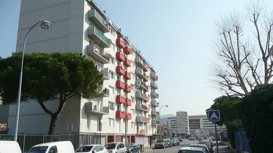 Réhabilitation St Pierre Extension - Quartier de l'Ariane - Nice