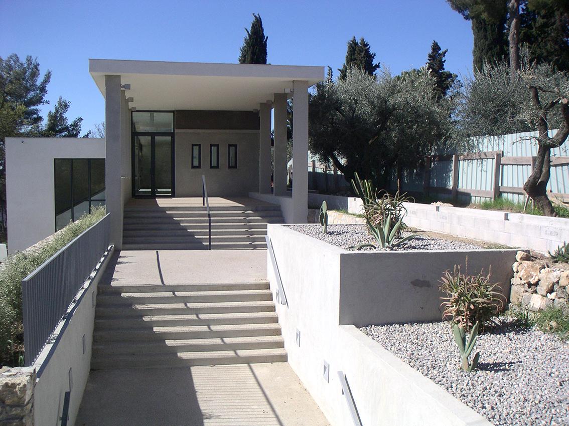 135 Musée Bauquier ferrero-rossi architectes